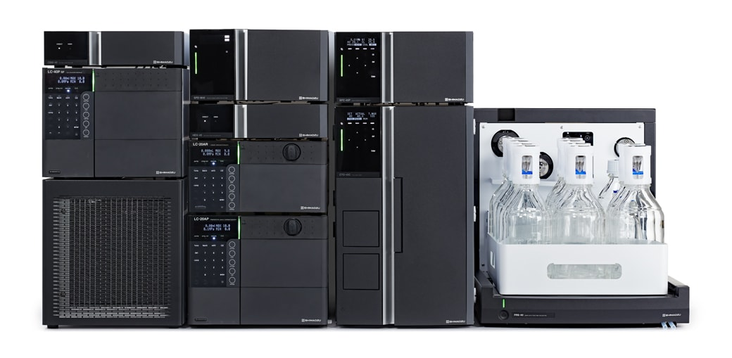 Stacked Fraction Purification System