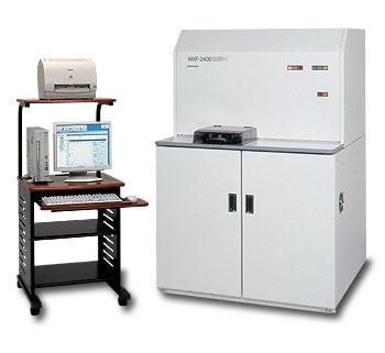 同時型蛍光x線分析装置 mxf 2400 株式会社島津製作所